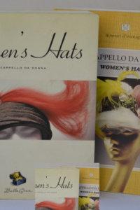 Gallia e Peter cappello da donna