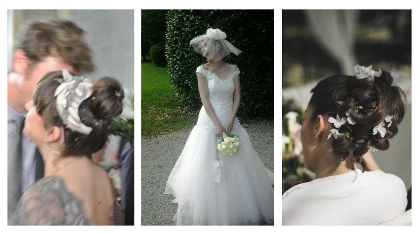 le spose di gallia e peter